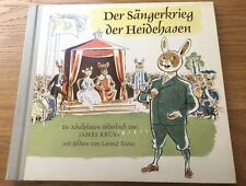 1958 Der Sangerkrieg der Heidehasen: James Kruss - Containing the rare record!