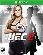 NEW EA Sports UFC 2 (Microsoft Xbox One, 2016) Ronda Rousey