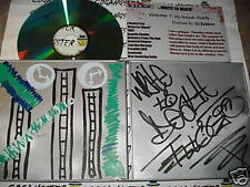 SIGNED CD ILLOGIC WRITE TO DEATH OG PRESS 500 MADE RARE