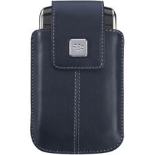 OEM BlackBerry 9500 9520 Storm 2 Leather Clip Case