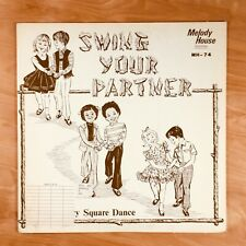 Wienecke / Melody House - Swing Your Partner LP. Elementary Square Dance Record