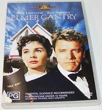ELMER GANTRY---Burt Lancaster, Jean Simmons---(Dvd)