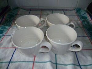 4 keith brymer jones mugs 1 chocolate 1 coffee 2 sweet great clean condition
