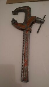 300mm CARVER CLAMP USED