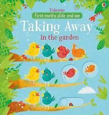 SLIDE & SEE Taking Away in the Garden / HANNAH WATSON 9781474922265