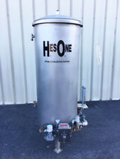 New listing Hess Model T-150 Contact Tank, Ozonator System, Ozonation, 150 Gallon