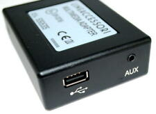 Fiat Panda 500 Multimedia USB AUX Socket Non Blue + Me Models Genuine 50926305