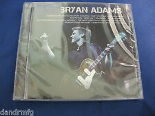 NEW Icon by Bryan Adams (CD, Aug-2010, A&M (USA))