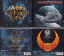 2 CDs,Rik Priem's Prime (2014)+ Universe - Mission Rock (2015) Melodic Hard Rock
