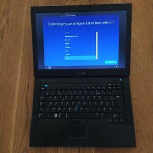 Dell Latitude E6410 14,1'' (250Go HDD, 4Go RAM, Intel Core i5-560M, 2,67GHz)