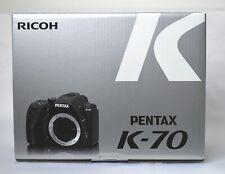 PENTAX K-70 Camera Body Silver Japan Version New