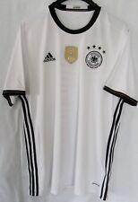 NEU mit Etikett: DFB DEUTSCHLAND HOME Trikot 2016/17!  XL! 4 Sterne + FIFA Patch