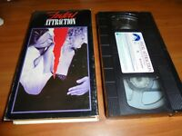 Fatal Attraction (VHS, 1997) Michael Douglas, Glenn Close Used