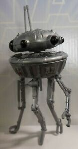 """2008 STAR WARS BATTLE PACKS Hoth Recon Patrol IMPERIAL PROBE DROID 3.75"""" Figure"""