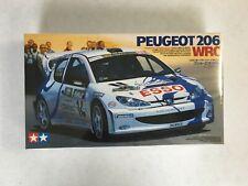 Peugeot 206 WRC 1:24 Scale TAMIYA 24221*2000