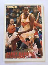 1994-95 Fleer NBA Basketball Card - Atlanta Hawks #8 Danny Manning
