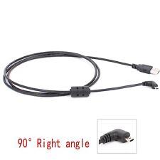 90 angle usb cable For Olympus Cb-Usb7 Stylus-1070 7010 7020 Sp-600Uz T-100