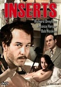 Inserts Richard Dreyfuss, Bob Hoskins, John Byrum BRAND NEW and SEALED