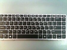 HP Notebook Keyboard 840 G2, 850 G2, 755 G2, 745 G2 776474-B31 INTL