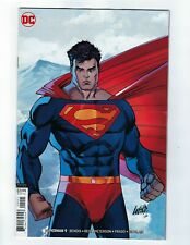 Superman # 9 Liefeld Variant Cover NM DC