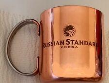 RUSSIAN STANDARD COFFEE MUG - Collectible - Rare