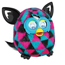 Furby Boom Triangles Electronic Talking Pet Ages 6+ Hasbro New Toy Boys Girls
