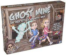 Ghost Mine Wooded Board Game Haunted House Halloween Fun Grab Gems Geta 1
