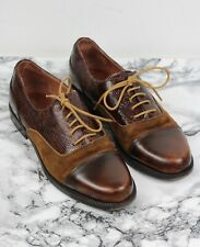 RUSSELL & BROMLEY Leather Abercrombie Brogues Loafers, Size UK 4.5 / EU 37.5