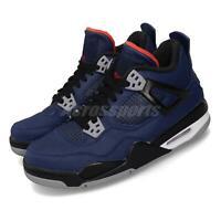 Nike Air Jordan 4 Retro WNTR GS Winter Loyal Blue Black Womens Kids CQ9745-401