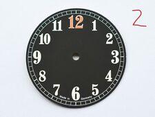 watch dial made for ETA Unitas 6497 movement blue * big pilot aviator navigator