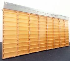 Rock-Ola 476 Jukebox part: Plastic Songboard w 8 Trays