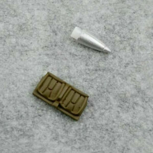 New TRANSFORMERS Upgrade 3D DIY Replenish Kit For Siege Hound Chair and Weapon