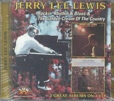 Rockin Rhythm & Blues / Golden Cream of Country 090431642825 by Jerry Lee Lewis