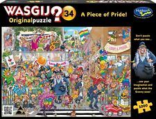 Holdson 773305 Wasgij? a Piece of Pride Puzzle 1000pc