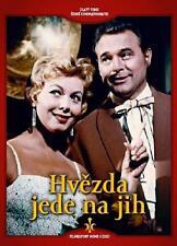 Hvezda jede na jih Czech Comedy 1958 Oldrich Lipsky DVD Pal All