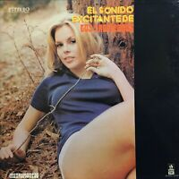 Hear Los Tropicanos El sonido Exitante 3 lp Instrumental Sexy Cheesecake Blonde