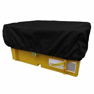 Wasserdichte Universal-Abdeckung für Kisten, Kästen, Körbe, Kartons, Koffer - Un