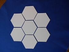 ALL QUILTY 150 shapes 3/4 Inch Hexagons English Paper Piecing Quilt Templates
