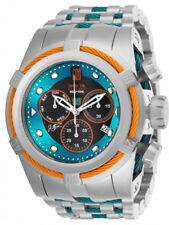 Invicta Men's Jason Taylor Swiss Quartz Chrono 200m Stainless Steel Watch 25307