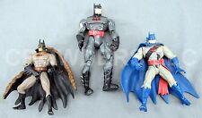 Legends of Batman Action Figures Buccaneer Viking Costumes & Knight Force Ninjas