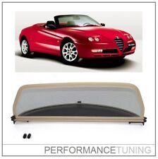 Coupe vent / Filet anti remous Beige - ALFA ROMEO SPIDER 1994-2005