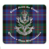 The Queen's Own Highlanders - Personalised Mouse Mat