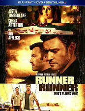Runner Runner (Blu-ray/DVD, 2014, 2-Disc Set)