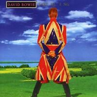 David Bowie - Earthling - 2016 (NEW CD)