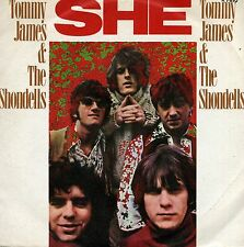 TOMMY JAMES AND THE SHONDELLS SHE LOVED ONE M-