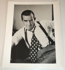ORIG. PHOTO of broadcaster EDWARD R. MURROW by LIFE Photographer MARTIN HARRIS