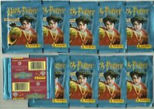 2002 Panini Harry Potter and the Chamber of Secrets 10 Packets