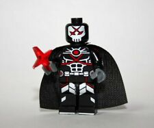 Red X Teen Titans minifigure action movie Dc Comic toy figure