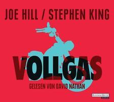 Hörbücher und Hörspiele auf Deutsch-Stephen-King Erwachsene