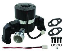35GPM SBC SB Chevy Black Electric Water Pump Small Block Chevy 283 327 350 400